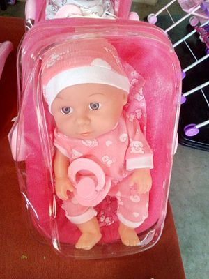 $8 each baby in the car seat with the pacifier located in Palmdale California we ship out on $15 orders are more open to 11 p.m. for Sale in Palmdale, CA