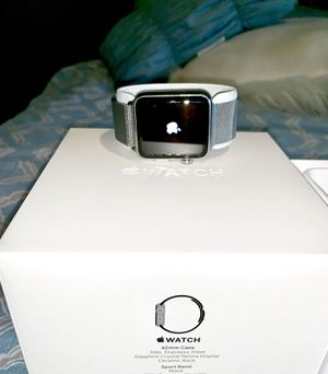 APPLE WATCH SERIES 1 42mm Stainless steel for Sale in Houston, TX