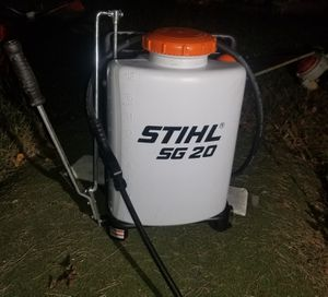 STIHL SG 20 for Sale in VLG LOCH LOYD, MO