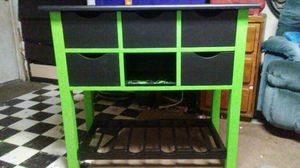 Handmade chalkboard craft desk for Sale in South Norfolk, VA