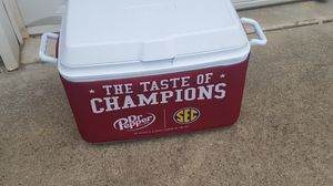 Durable Never Used Cooler with slip cover. for Sale in Nashville, TN