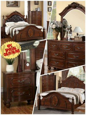🎈4PC Bedroom Set🎈 for Sale in Hialeah, FL