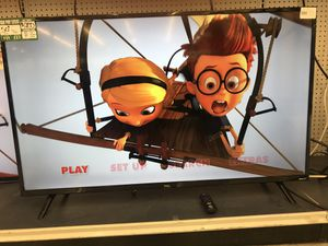"""TCL 50"""" TV for Sale in Humble, TX"""