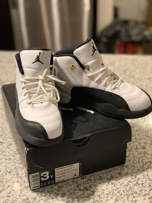Jordan 12s Size 3 Kids. Brand New for Sale in Coppell, TX