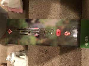 Grill and mitt wind chime for Sale in Gainesville, VA