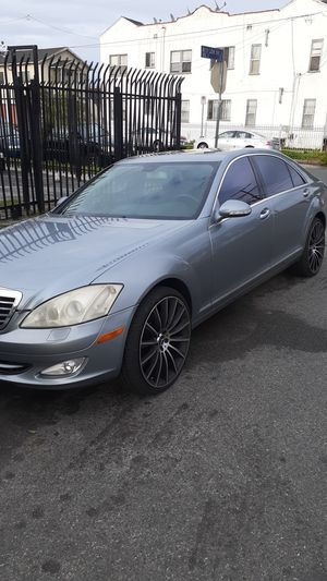 2007 s 550 for Sale in Los Angeles, CA