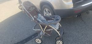 Stroller and play pin for Sale in Apple Valley, CA