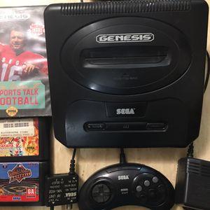 Sega Genesis Console Bundle for Sale in Sycamore, IL