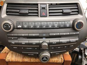 Cd radio Honda Accord 2012 for Sale in Passaic, NJ