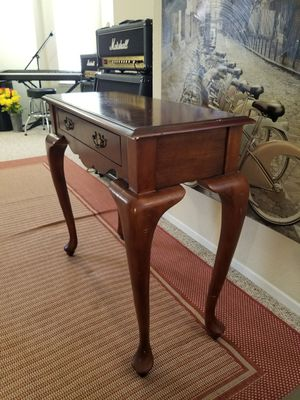 Desk, Table,Side.End.Night Stand Solid Wood for Sale in Rancho Santa Margarita, CA