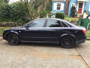 2002 Audi A4 3.0 for parts for Sale in Seattle, WA
