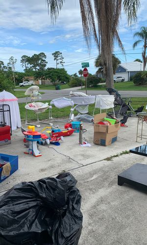Baby stuff and more for Sale in Port St. Lucie, FL