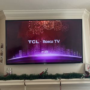 TCL 55S425 55 inch 4K Smart LED Roku TV (2019) for Sale in Stamford, CT