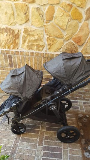City Select Double Stroller for Sale in Spring, TX