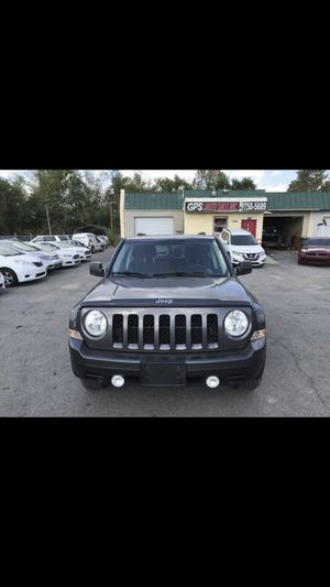 2017 Jeep Patriot Latitude for Sale in Nashville, TN