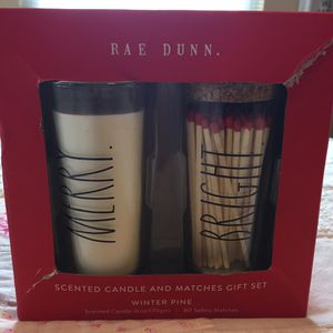 Rae Dunn Scented Candle Gift Set NEW for Sale in Largo, FL