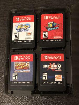 Nintendo Switch Games for Sale in Washington, DC