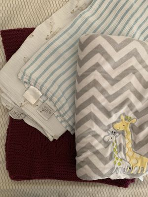 Baby Blankets & Wash Clothes for Sale in Pompano Beach, FL