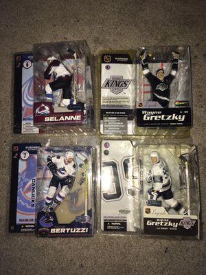 NHL & NFL LOT Mcfarlane Action Sports Figures NEW Sealed Memorabilia Rare for Sale in Portola Hills, CA