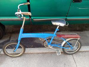 HiLo antique fold bike for Sale in Denver, CO