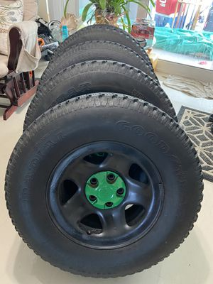 Jeep Wrangler Wheels and Tires for Sale in Cutler Bay, FL