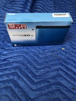 Nintendo 3ds xl new with games for Sale in Fremont, CA