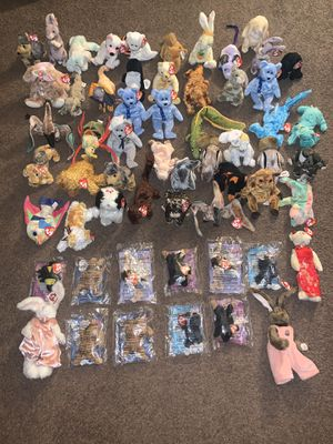 BEANIE BABIES for Sale in Decatur, GA