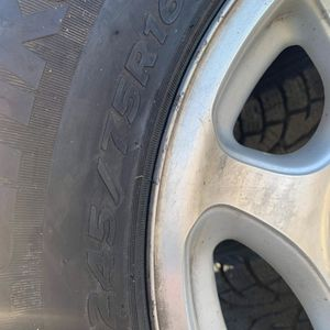 A Set Of Winter Tires for Sale in Wenatchee, WA