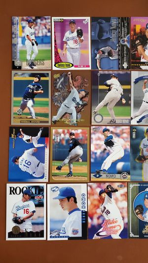 Baseball Cards - Hideo Nomo for Sale in Noblesville, IN