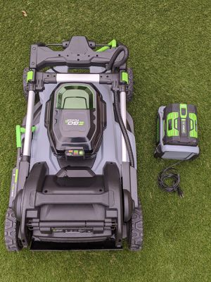 EGO Self-Propelled Lawn Mower - 56-Volt Lithium-Ion Mower for Sale in Poway, CA