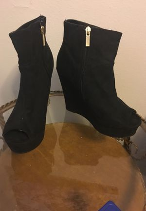 Open Toed Booties for Sale in Overland, MO