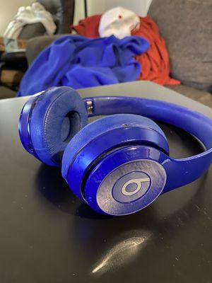 Beats Solo 2 Headphones for Sale in Tucson, AZ