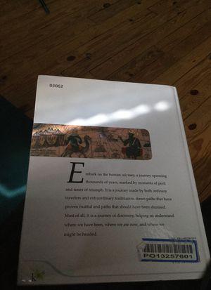 7th Grade Prehistory Homeschool textbook for Sale in Atlanta, GA