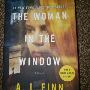 The Woman In the Window, by A.J. Finn for Sale in Brainerd, MN