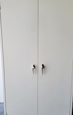 Metal Storage Cabinet for Sale in Clearwater,  FL
