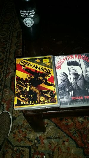 Sons of anarchy mini series completes for Sale in Glendale, AZ