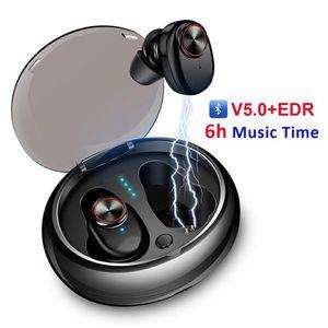 V5 TWS True Wireless Earbuds Bluetooth Mini In-ear Earphone by CarlitoWorld for Sale in Jacksonville, FL