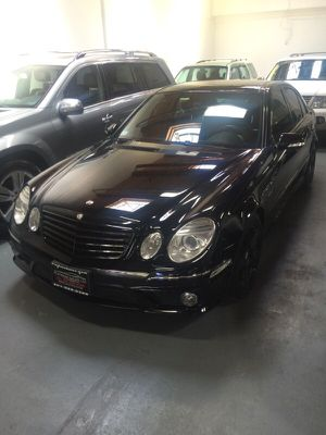 2008 Mercedes E63 AMG for Sale for sale  Teterboro, NJ