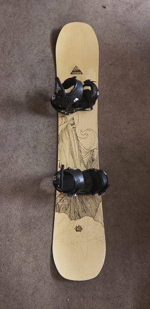Jones snowboard package for Sale in Antelope, CA