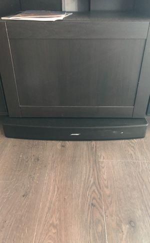 Bose Solo TV Speaker for Sale in Denver, CO
