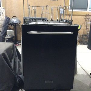 Used Appliances Remodel Kitchen. Jenny Air Dbl Oven, Samsung Built In Microwave and Kitchen-aid dishwasher. Will Sell as Bundle Or Best Offer Indiv for Sale in Menifee, CA
