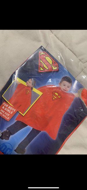 Superman cape Halloween costume for Sale in Rialto, CA