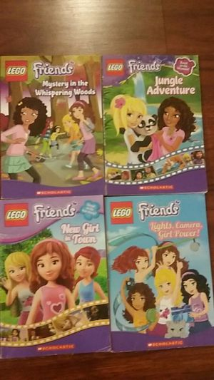 Lego friends books for Sale in Durham, NC