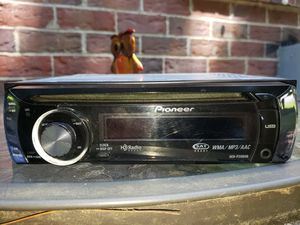 Pioneer CD, USB car receiver. for Sale in Morrisville, PA
