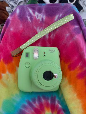 Insta Mini 9 ( Polaroid camera) for Sale in Virginia Beach, VA