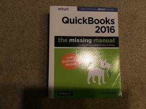 Quickbooks 2016 for Sale in Irvine, CA