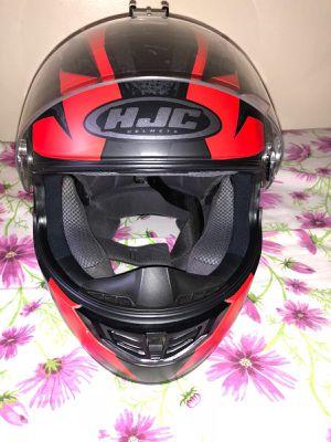 HJC Motorcycle helmet like new for Sale in Brooklyn, NY