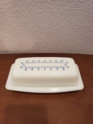 Vintage Pyrex Butter Dish for Sale in Westfield, IN