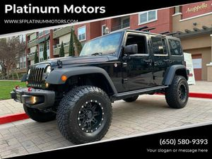 2015 Jeep Wrangler Unlimited for Sale in San Bruno, CA