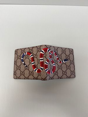 Gucci wallet with a snake for Sale in San Antonio, TX